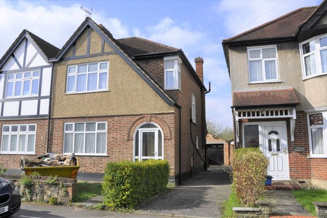 Thumbnail Semi-detached house to rent in Hill Crest, Potters Bar