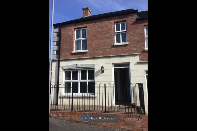 Thumbnail Semi-detached house to rent in Riverview Heights, Ballynahinch