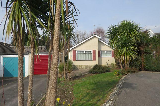 Thumbnail Detached bungalow for sale in Bracken Road, Ferndown