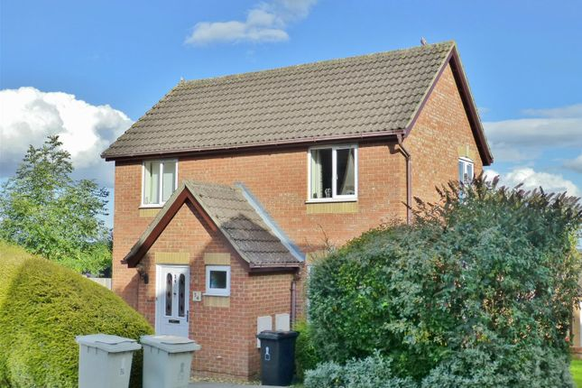 Thumbnail Detached house to rent in Hilltop Drive, Oakham