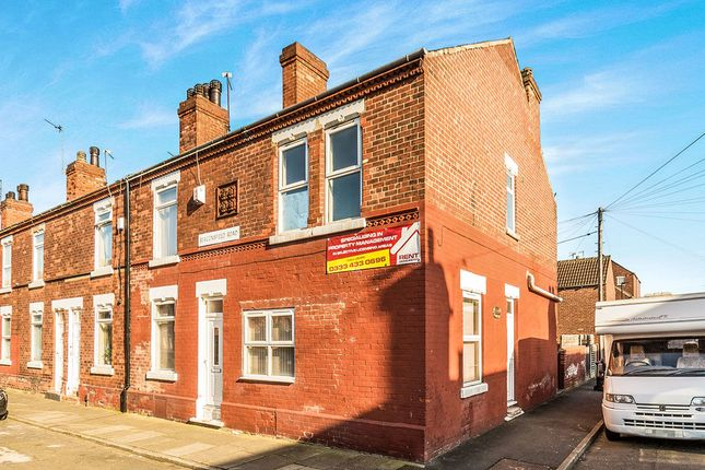 Thumbnail Terraced house to rent in Beaconsfield Road, Balby, Doncaster