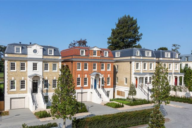 Thumbnail Detached house for sale in Magna Carta Park, Englefield Green, Egham, Surrey