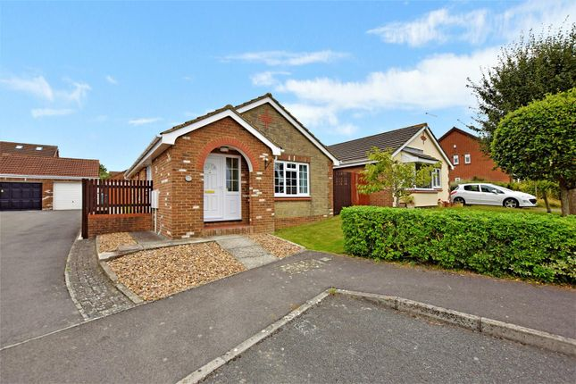 Thumbnail Detached bungalow for sale in Badger Rise, Portishead, Bristol