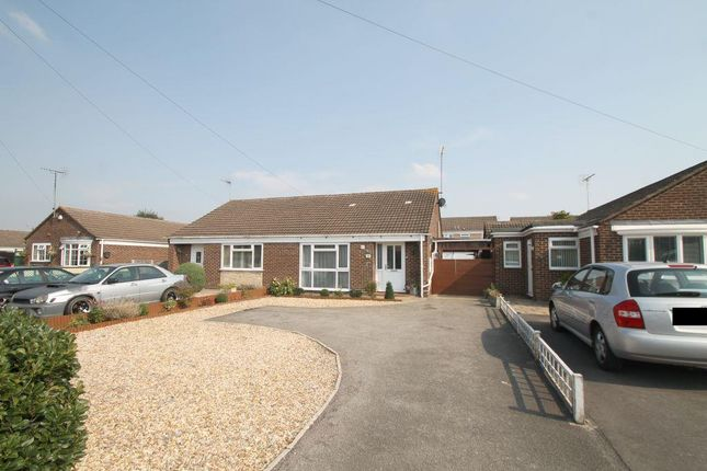 Thumbnail Bungalow for sale in The Park, Northway, Tewkesbury