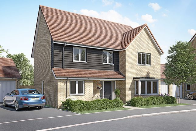 """Thumbnail Property for sale in """"The Salcombe"""" at Curbridge, Botley, Southampton"""