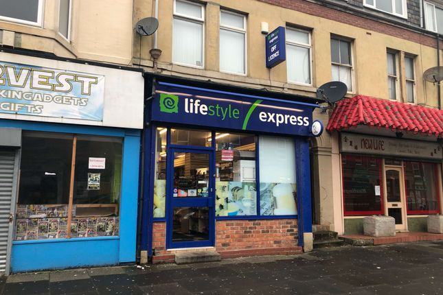 Thumbnail Retail premises for sale in Station Road, Whitley Bay