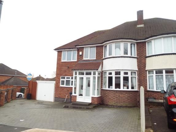 Thumbnail Semi-detached house for sale in Gailey Croft, Birmingham, West Midlands