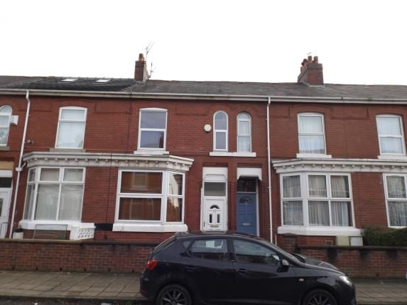 Thumbnail Terraced house for sale in Norton Street, Old Trafford, Manchester, Greater Manchester