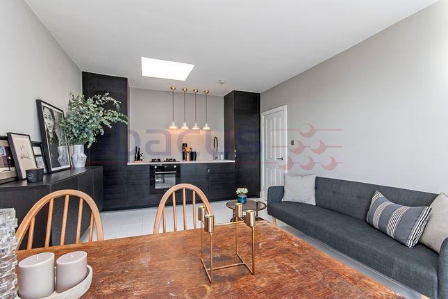 Thumbnail Flat for sale in Top Floor, Chamberlayne Road, Kensal Rise