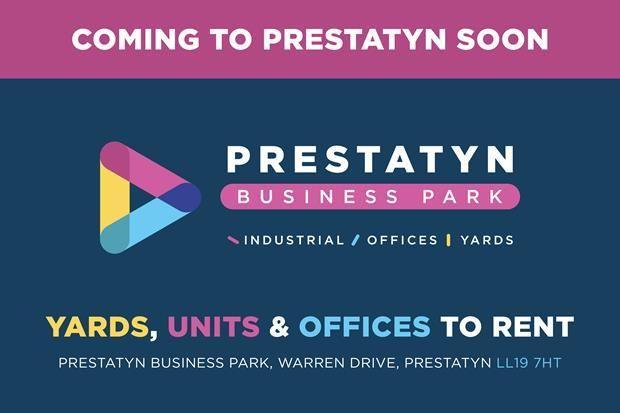 Thumbnail Light industrial to let in Prestatyn Business Park, Warren Road, Prestatyn, Denbighshire