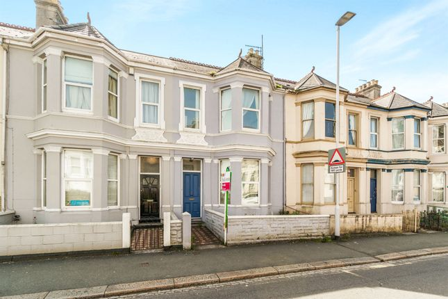 Thumbnail Terraced house for sale in Beaumont Road, St. Judes, Plymouth