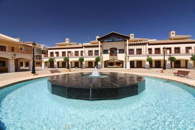 Thumbnail Apartment for sale in Hacienda Del Alamo Golf Resort, Murcia, Spain