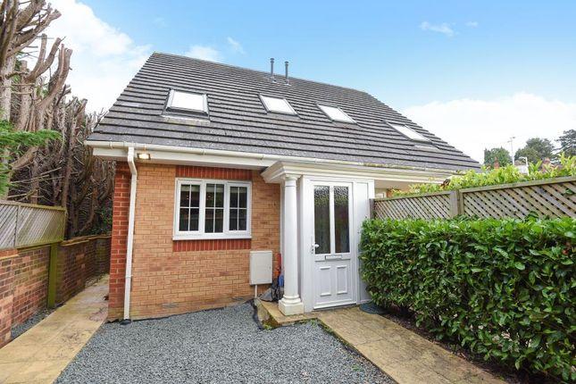 Thumbnail Terraced house for sale in Sunningdale, Berkshire