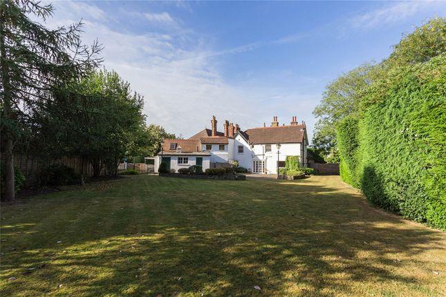 Thumbnail Detached house for sale in Roundbush Lane, Round Bush, Aldenham, Hertfordshire