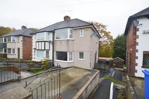 2 bed semi-detached house to rent in Alport Road, Sheffield S12