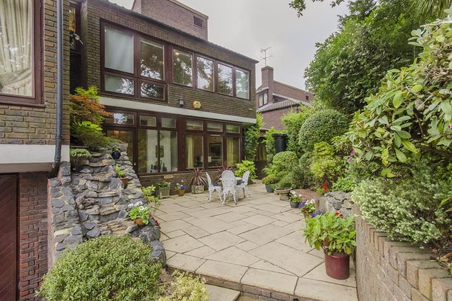 Thumbnail Detached house for sale in Grange Gardens, London