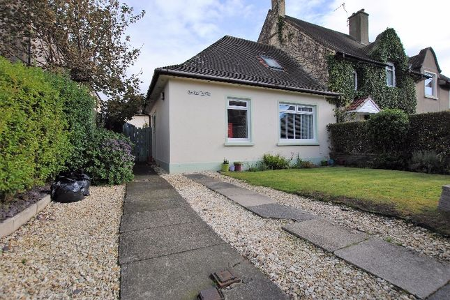 Thumbnail Semi-detached house for sale in Wallace Avenue, Troon, South Ayrshire