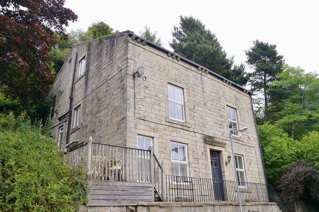 Thumbnail Detached house for sale in Hollins Road, Walsden, Todmorden