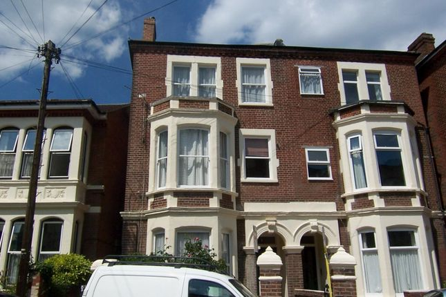Thumbnail Property to rent in Nelson Road, Southsea