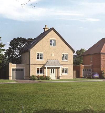 Thumbnail Detached house for sale in 13 The Westbury, Parklands Manor, Besselsleigh, Oxfordshire