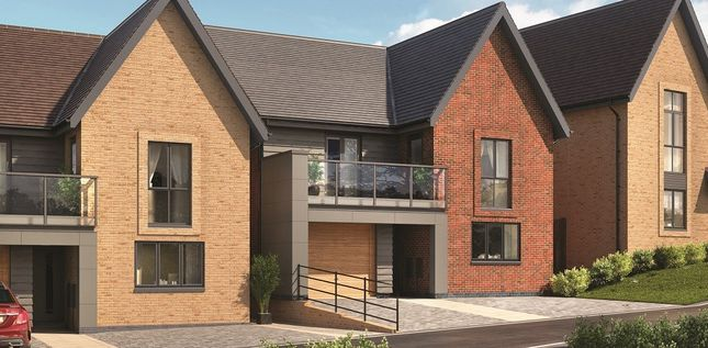 """Thumbnail Flat for sale in """"Woodbrook House"""" at New House Farm Drive, Birmingham"""