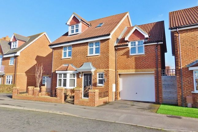 5 bed detached house for sale in Proctor Drive, Lee-On-The-Solent