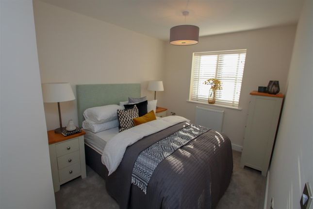 Bedroom Three of Gateway Avenue, Baldwins Gate, Newcastle ST5