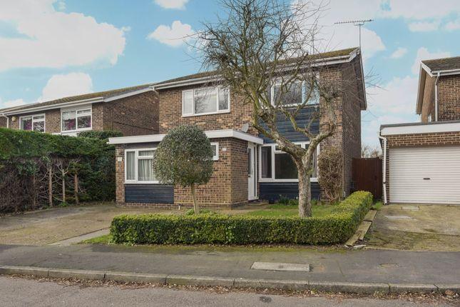 Detached house for sale in Wychford Drive, Sawbridgeworth, Hertfordshire
