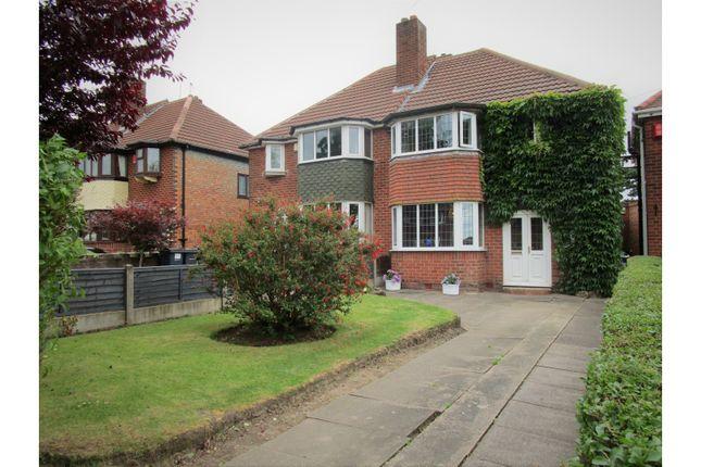 Thumbnail Semi-detached house for sale in Farnol Road, Birmingham