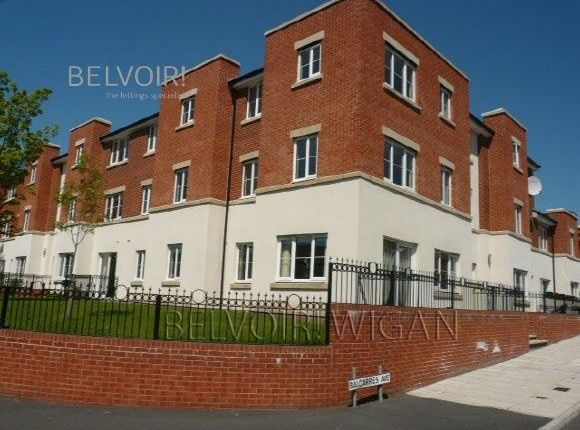 Thumbnail Flat to rent in Woodlands Hall, Bradshaw St, Wigan