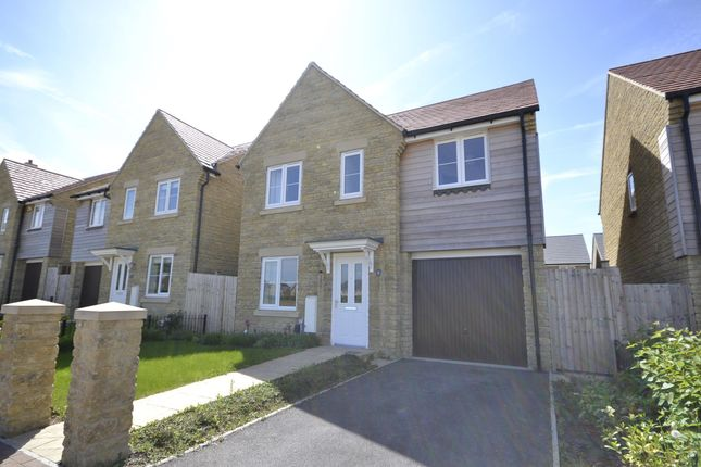 Thumbnail Detached house to rent in Little Grebe Road, Bishops Cleeve