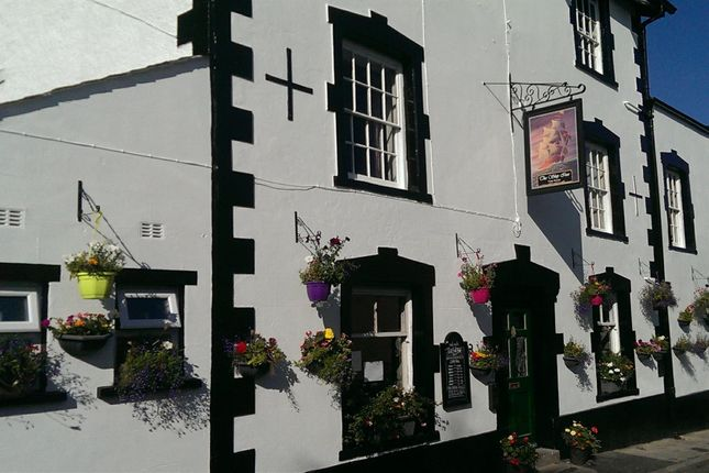 Thumbnail Pub/bar for sale in Cumbria LA12, Greenodd, Cumbria