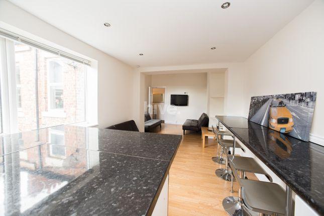 Thumbnail Maisonette to rent in Glenthorn Road, Jesmond, Newcastle Upon Tyne