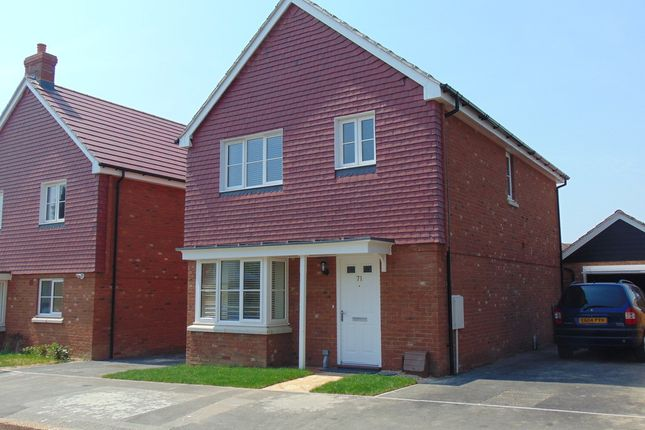 Thumbnail Detached house to rent in Essella Park, Essella Road, Ashford