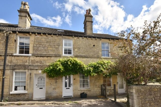 Thumbnail End terrace house to rent in Vale View Terrace, Batheaston, Bath