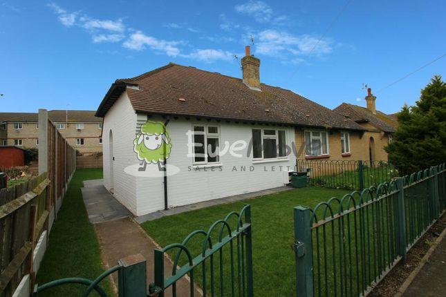 Thumbnail Semi-detached bungalow for sale in Hazel Drive, Erith
