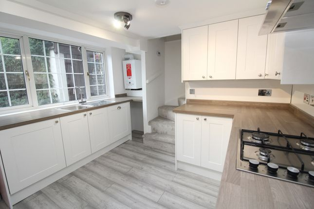Thumbnail Semi-detached house for sale in Hythe Street, Dartford