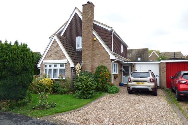 Thumbnail Detached house for sale in Squires Road, Wootton, Bedford