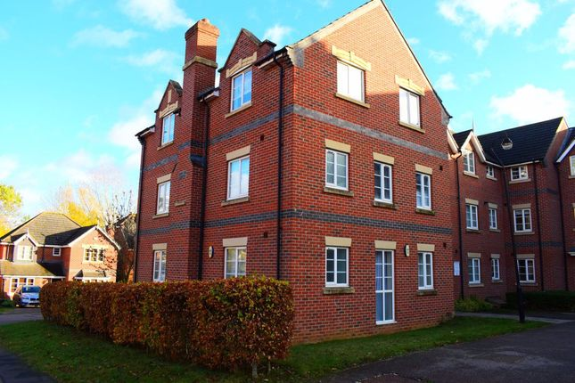 2 bed flat to rent in Bluebell Rise, Grange Park, Northampton NN4