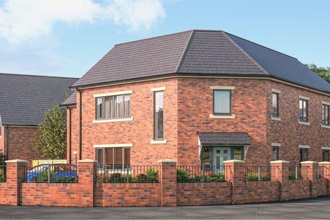 Thumbnail Detached house for sale in Bromford Lane, Washwood Heath, Birmingham