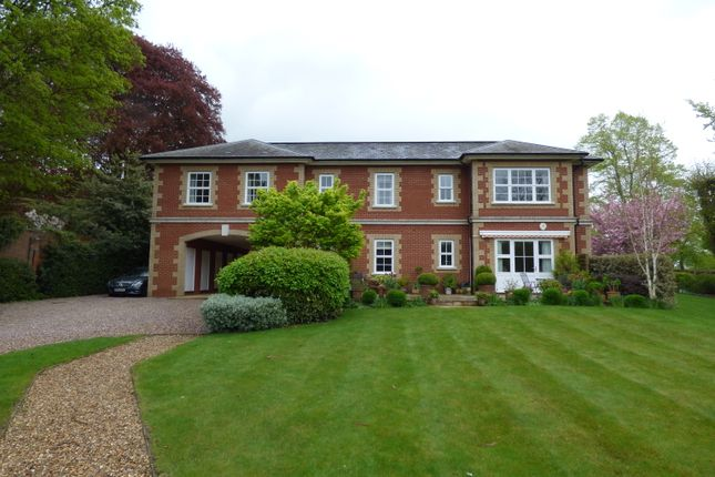 Thumbnail Flat to rent in The Severals, Bury Road, Newmarket