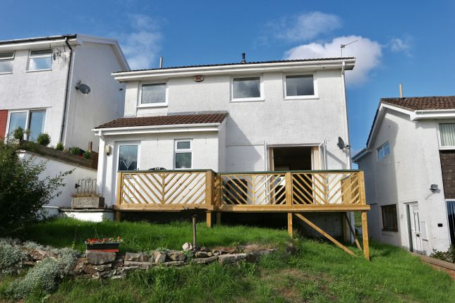 Thumbnail Detached house for sale in Brecon Rise, Pant, Merthyr Tydfil