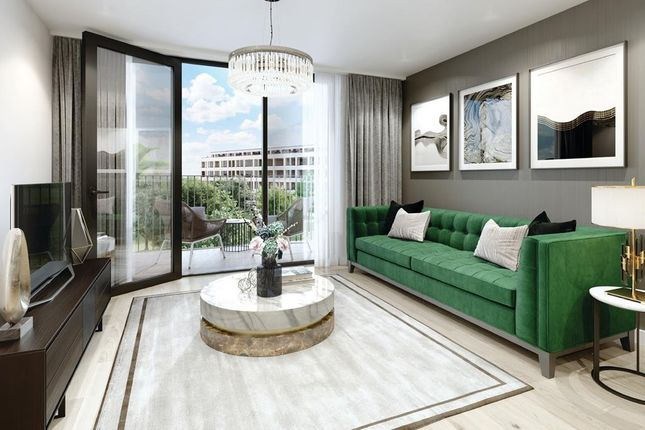 Thumbnail Flat for sale in 1 Acadamy House, Thunderer Street, London