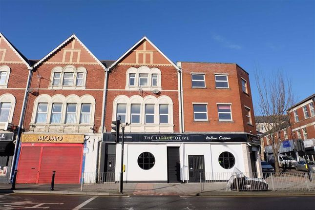 1 bed flat to rent in Broad Street, Barry, Vale Of Glamorgan CF62