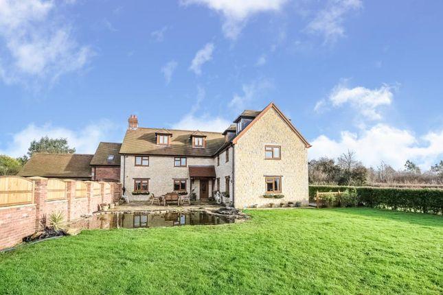 Thumbnail Detached house for sale in Gannetts, Todber, Sturminster Newton, Dorset