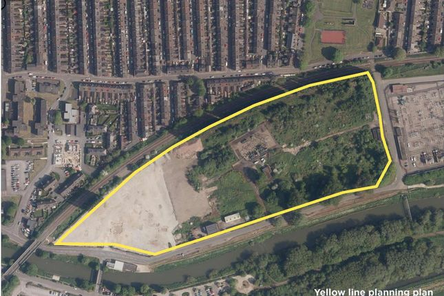 Thumbnail Commercial property for sale in Land Off Spa Road, Lincoln
