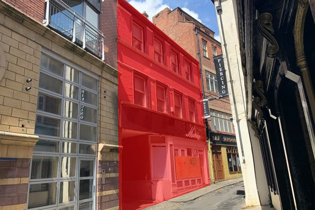 Thumbnail Leisure/hospitality to let in Pudding Chare, Newcastle Upon Tyne