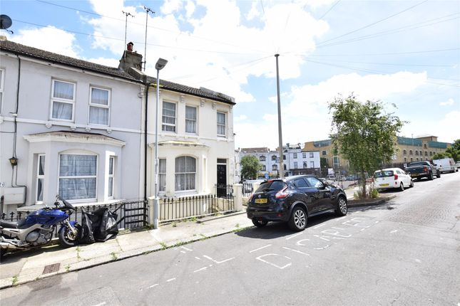 Thumbnail End terrace house to rent in Mann Street, Hastings, East Sussex