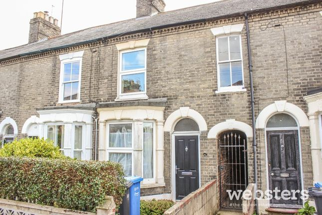 Terraced house for sale in Gloucester Street, Norwich