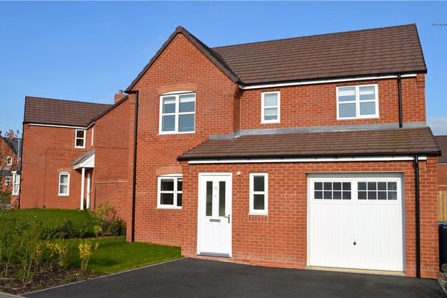 Thumbnail Detached house for sale in Hartshorne Road, Bishops Itchington, Southam